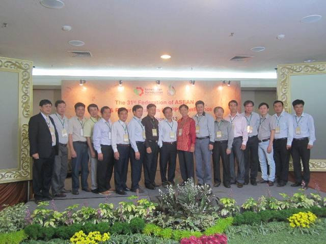 Ảnh: Đoàn Hiệp hội Giấy Việt Nam tham dự FAPPI 31 tại Indonesia
