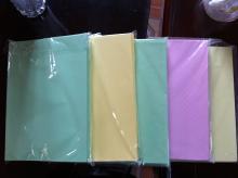 Các loại giấy màu ho