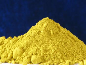 Ôxít sắt (vàng)