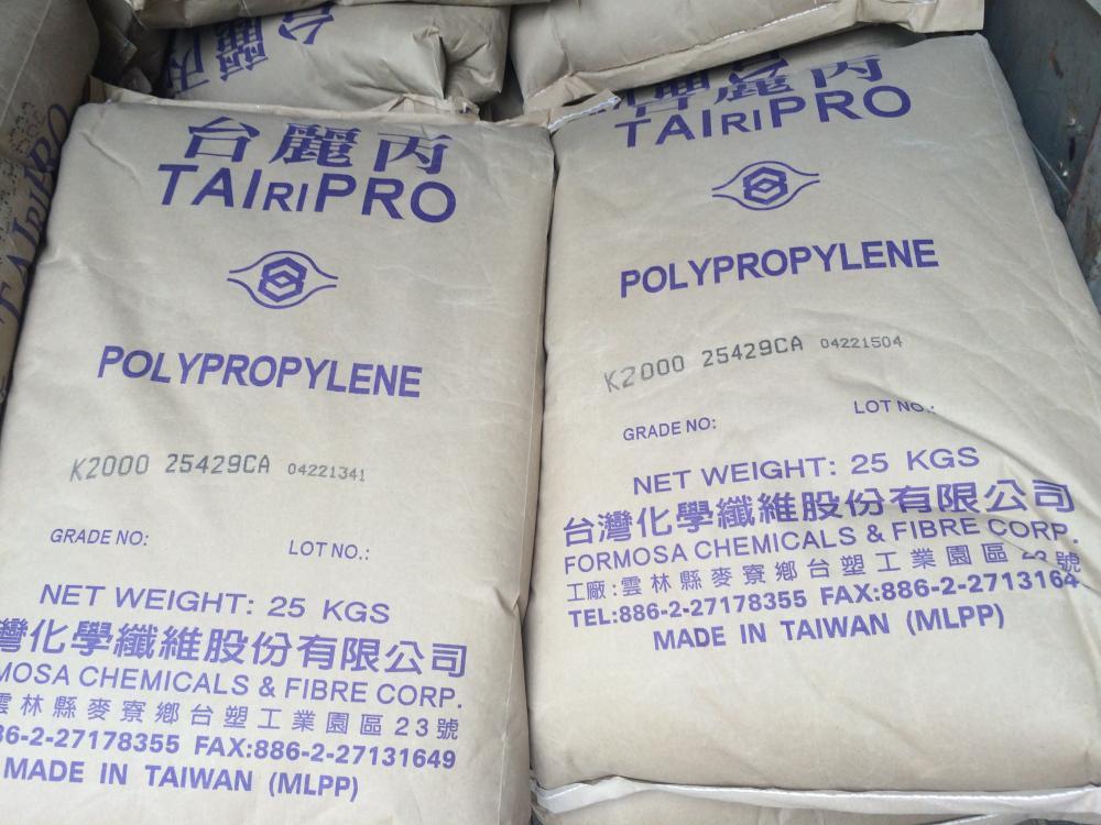 Hạt nhựa PP TAIRIPRO K2000