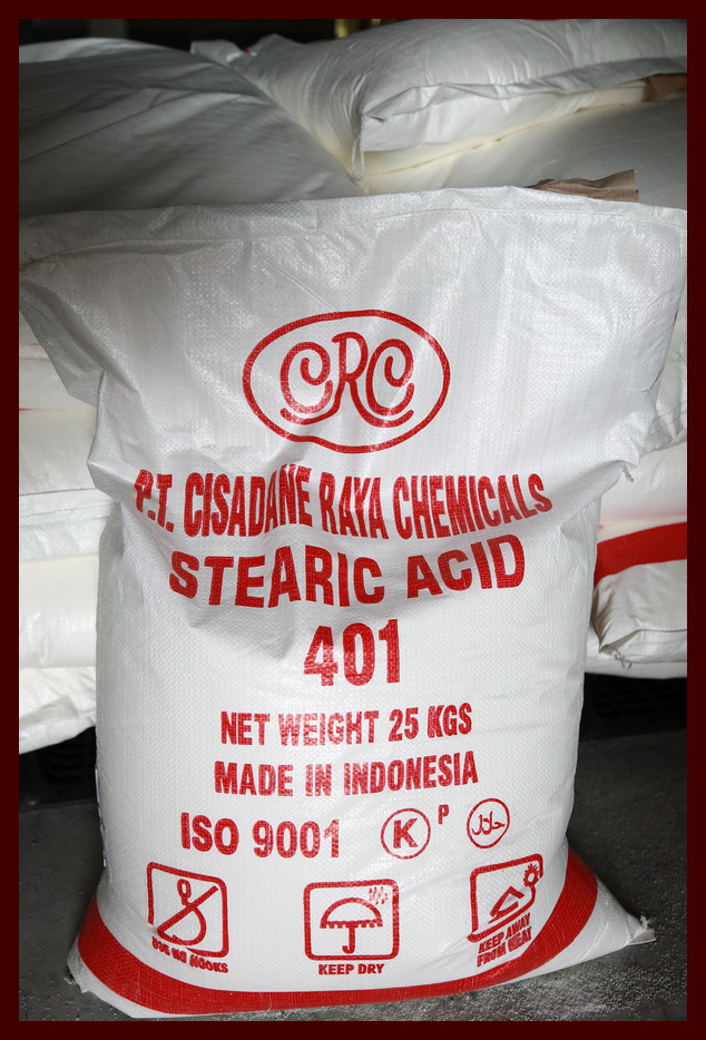 Stearic Acid 401 (nhựa,
