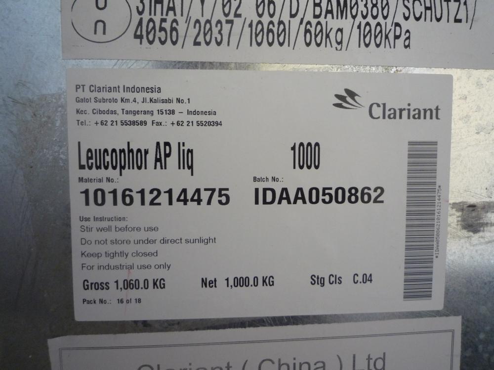Chất tăng tắng nội bộ Leucophor AP (Archroma)