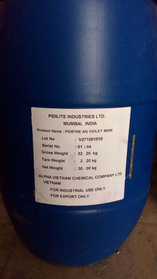 Phẩm tím Pidifine AN Violet 583M