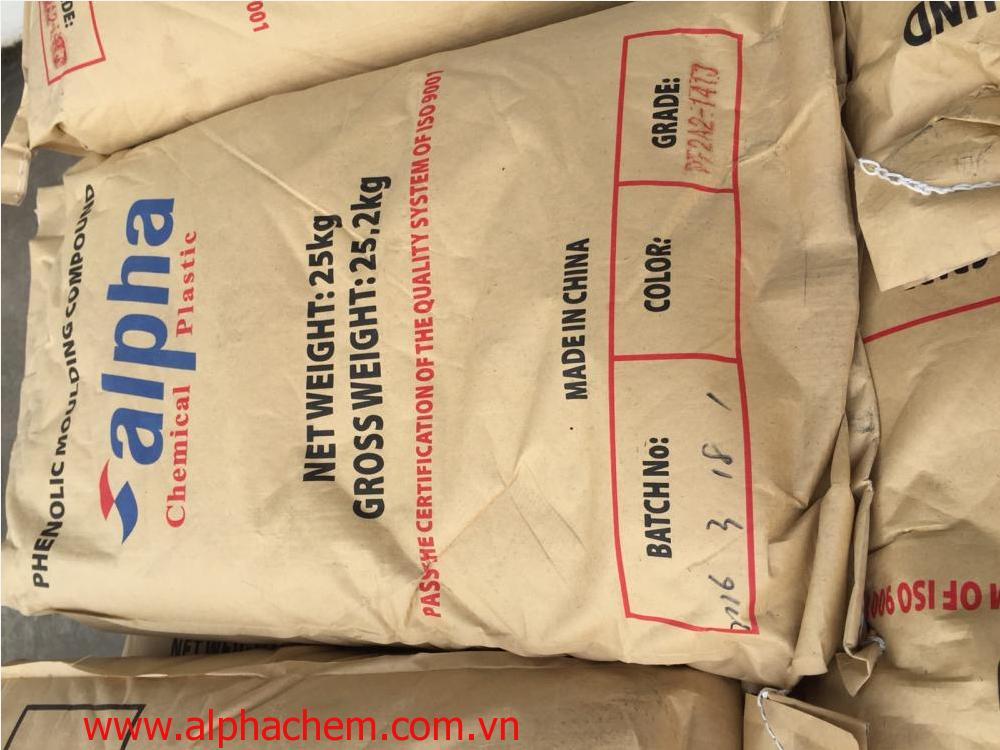 Nhựa Phenolic 141J (Bakelit) ép phun